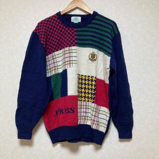 ジェイプレス(J.PRESS)の古着セーター(ニット/セーター)