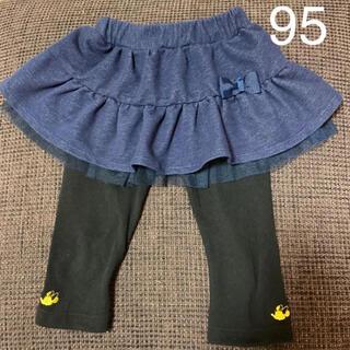 ディズニー(Disney)のディズニー スカッツ スカート スパッツ 95(パンツ/スパッツ)