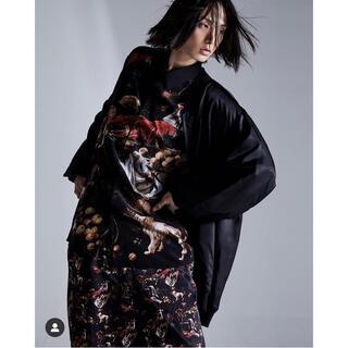 LAD MUSICIAN - 20秋冬 wide pants