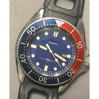セイコー(SEIKO)のSEIKO LADYS DIVER 2625-001B ペプシベゼル 死蔵品(腕時計)
