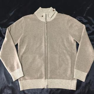 ニジュウサンク(23区)の23区HOMME  ニットフルジップセーター ジャケット サイズ48(ニット/セーター)