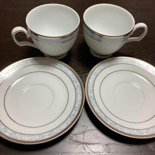 ノリタケ(Noritake)のノリタケ Noritake 食器 皿 プレート カップ ソーサー コーヒー(食器)