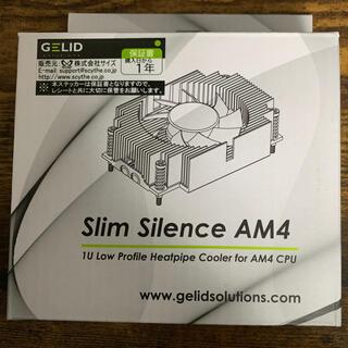 GELID / SLIM SILENCE AM4(PCパーツ)