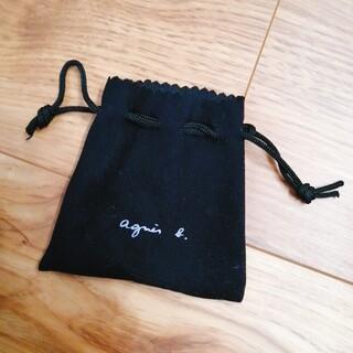 agnes b. - アニエスベー フェルト袋