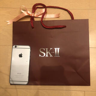 エスケーツー(SK-II)のSK-II 紙袋 プレゼントやお渡し用に(ショップ袋)