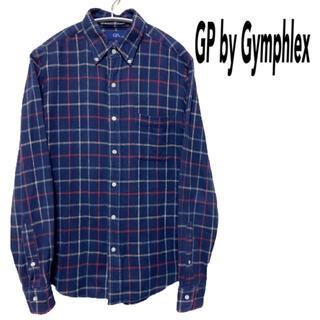 ジムフレックス(GYMPHLEX)の●【美品】GP by Gymphlex (ジムフレックス)  ネルシャツ●(シャツ)