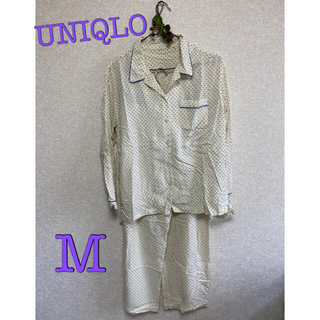 ユニクロ(UNIQLO)のレーヨンプリントパジャマ(パジャマ)