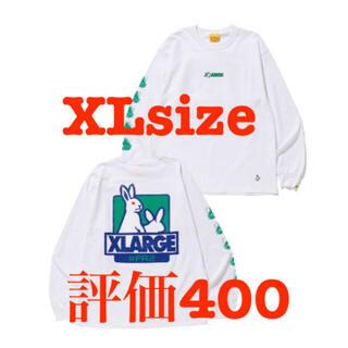 XLARGE - XLARGE collaboration FR2 Tee エクストララージ