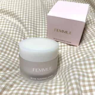 Cosme Kitchen - femmue ファミュ スリーピングマスク