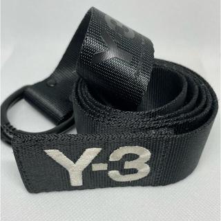 ワイスリー(Y-3)のY-3 ベルト  Mサイズ(ベルト)