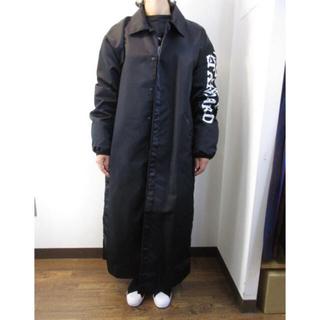 ダブルスタンダードクロージング(DOUBLE STANDARD CLOTHING)のDOUBLE STANDARD ロングナイロンコート(ロングコート)