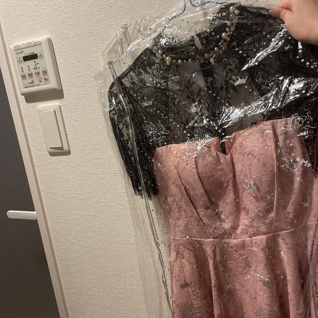 ROBE(ローブ)の※27日までお取り置き※ローブドフルール ドレス クリーニング済 レディースのワンピース(ミニワンピース)の商品写真