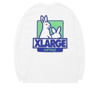 XLARGE - XLARGE with #FR2 Icon Long Lサイズ