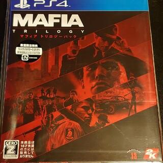 プレイステーション4(PlayStation4)のマフィア トリロジーパック PS4(家庭用ゲームソフト)