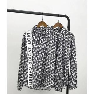 Christian Dior - シャツDior長袖ユニセックスディオール203