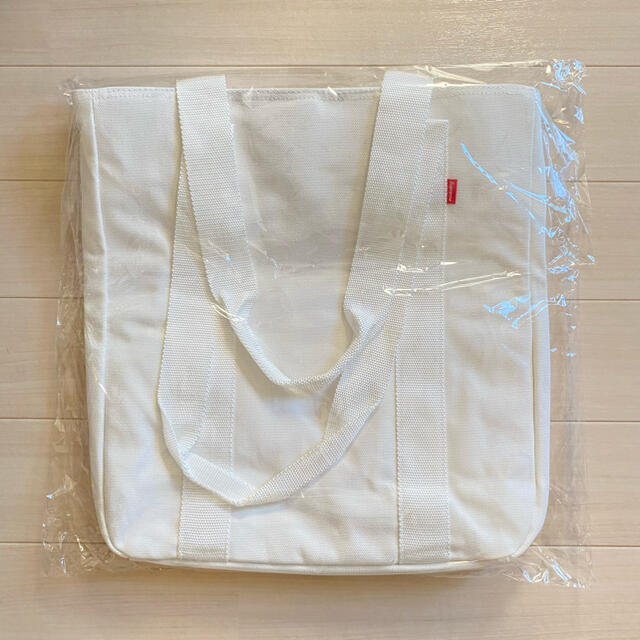 Supreme(シュプリーム)のSupreme Canvas Tote white 新品 メンズのバッグ(トートバッグ)の商品写真