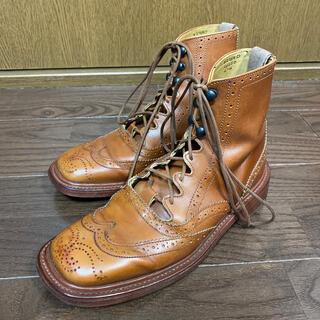 トリッカーズ(Trickers)のトリッカーズ カントリーブーツ UK4 22.5cm  レディース(ブーツ)