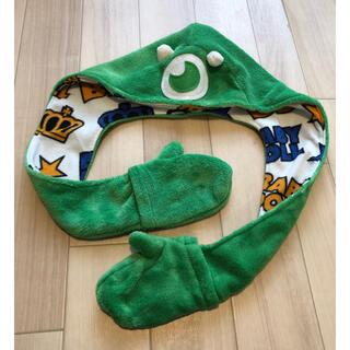 ベビードール(BABYDOLL)の【お値下げ】ベビードール 帽子&マフラー手袋 モンスターズ・インクコラボ(マフラー/ストール)