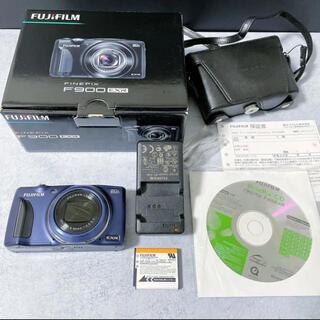 フジフイルム(富士フイルム)のWi-Fiスマホ転送可! 富士フィルム FINEPIX F900EXR(コンパクトデジタルカメラ)