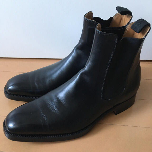 Crockett&Jones(クロケットアンドジョーンズ)の42nd Royal Highland サイドゴアブーツ ショートブーツ メンズの靴/シューズ(ドレス/ビジネス)の商品写真