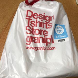 グラニフ(Design Tshirts Store graniph)のグラニフ キッズ 130 graniph(Tシャツ/カットソー)