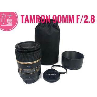 TAMRON - ✨美品✨TAMRON SP AF 90mm f/2.8 Di NIKON