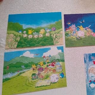 ポケットモンスターポストカード5枚セット(写真/ポストカード)