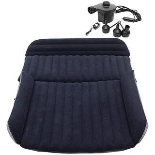 車中泊用エアーマット 屋外用エアーマット もちろん室内でも(簡易ベッド/折りたたみベッド)