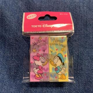 ディズニー(Disney)の新品 ドナルド&デイジー♡消しゴム(消しゴム/修正テープ)