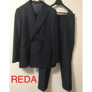 スーツカンパニー(THE SUIT COMPANY)のTHE SUIT COMPANY REDA 高級ダブルブレストスーツ(セットアップ)