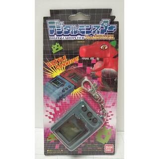 バンダイ(BANDAI)のデジタルモンスター Ver.REVIVAL バンダイ オリジナルグレー 復刻版 (携帯用ゲーム機本体)