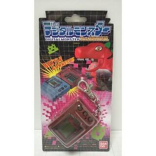 バンダイ(BANDAI)のデジタルモンスター Ver.REVIVAL バンダイ オリジナルブラウン 復刻版(携帯用ゲーム機本体)