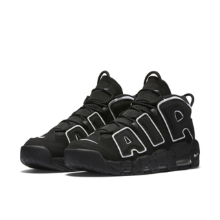 ナイキ(NIKE)の新品☆NIKE☆ AIR MORE UPTEMPO BLACK【25.5cm】(スニーカー)