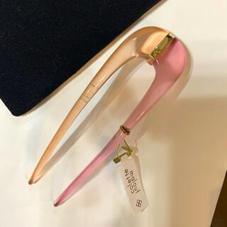コレットマルーフ(colette malouf)の【新品】Colette Malouf✦Gemology Hairpin ピンク(ヘアピン)