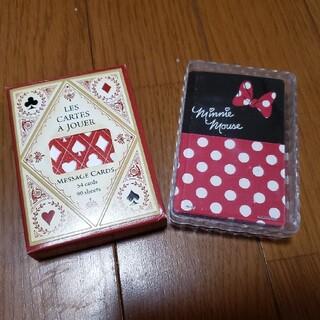 東京アンティークのトランプとディズニートランプ B