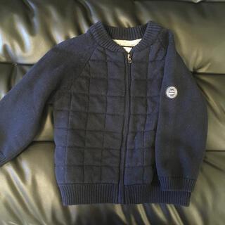 ザラ(ZARA)のザラ 美品!ニットジャケット 86(ニット/セーター)