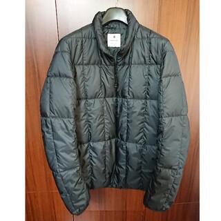 スノーピーク(Snow Peak)のスノーピーク Recycled Middle Down Jacket XL 黒(ダウンジャケット)