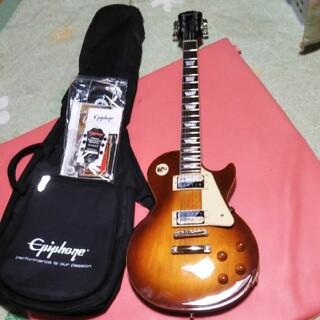 エピフォン(Epiphone)の専用 限定生産モデEpiphoneトラディショナルPRO−Ⅱ セットネック(エレキギター)