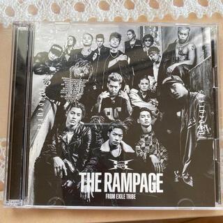 ザランページ(THE RAMPAGE)の100degrees  THE RAMPAGE from EXILE TRIBE(ポップス/ロック(邦楽))