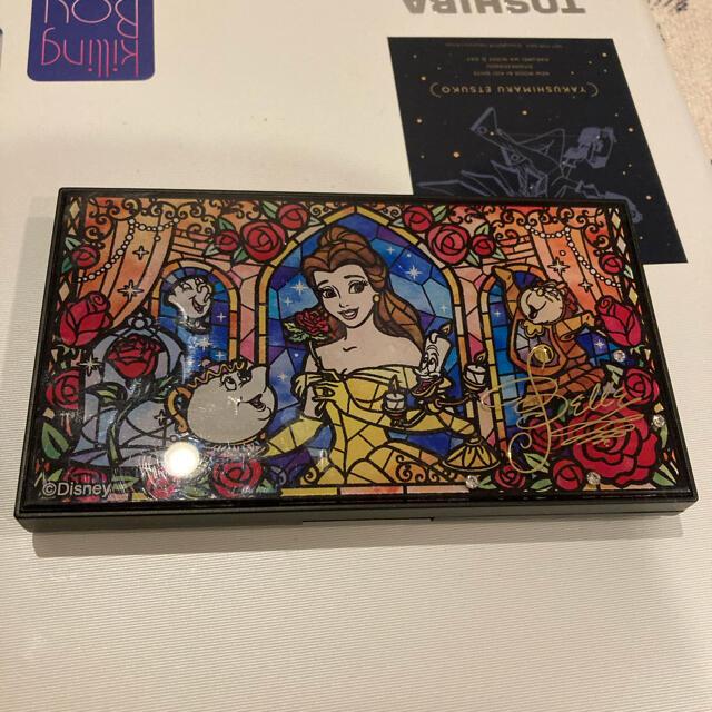 ITS'DEMO(イッツデモ)のマルチパレット ディズニー ベル 美女と野獣 コスメ/美容のキット/セット(コフレ/メイクアップセット)の商品写真