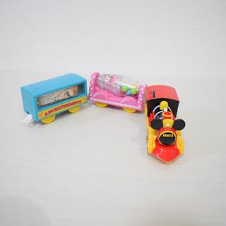 Disney - ディズニードリームレールウェイ ミッキー 機関車 セット プラレール