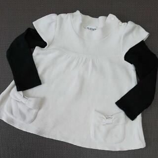 ジルスチュアートニューヨーク(JILLSTUART NEWYORK)のジルスチュアート ニューヨーク 110cm (Tシャツ/カットソー)
