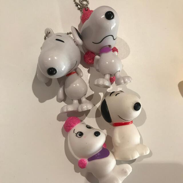 PEANUTS(ピーナッツ)のスヌーピー フィフィ セット エンタメ/ホビーのおもちゃ/ぬいぐるみ(ぬいぐるみ)の商品写真