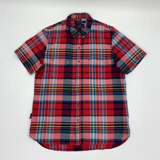 アールニューボールド(R.NEWBOLD)のR.newbold アールニューボールド チェックシャツ  M(シャツ)