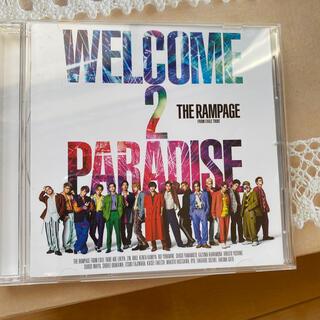 """ザランページ(THE RAMPAGE)の""""WELCOME 2 PARADISE """"THE RAMPAGE(ポップス/ロック(邦楽))"""