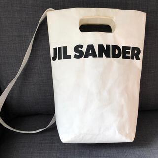 ジルサンダー(Jil Sander)のジルサンダー ジャクロンバック 紙バック(トートバッグ)