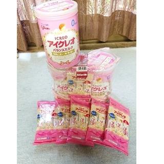 グリコ(グリコ)のアイクレオ 大缶3缶 スティック30本(その他)