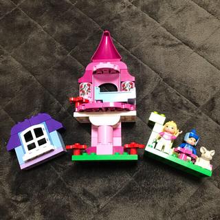 レゴ(Lego)の【KG様】レゴ  デュプロ オーロラ&アリエルセット(積み木/ブロック)