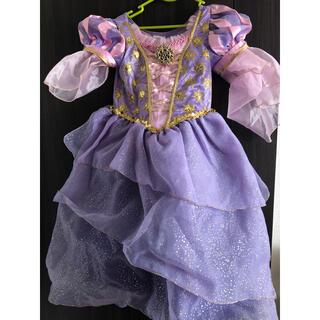 ディズニー(Disney)のラプンツェル 120サイズドレス(ドレス/フォーマル)