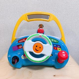フィッシャープライス(Fisher-Price)のフィッシャープライス スマートステージ・バイリンガルでドライブ(知育玩具)